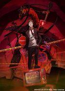 P4GA Adachi arc promo artwork
