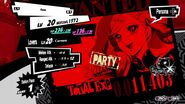 P5R Showtime AnnLevelUp