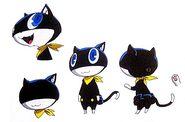 P5 Cinamatic artwork of Morgana