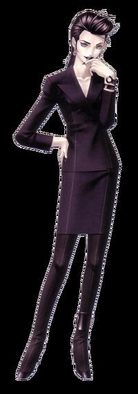 Yuriko em Shin Megami Tensei