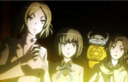 Otome, Io, and Daichi