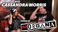 Persona 5 Cassandra Morris Talks About Playing Morgana!