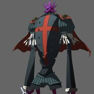 Shadow Arcana Emperor anime
