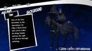 Black Rider P5R