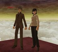 Imagine Hikawa and Yuko