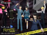 Shin Megami Tensei IMAGINE X Durarara Promo