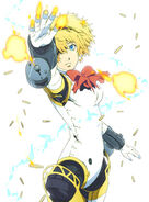 Persona 3 Midsummer Knight's Dream DVD cover