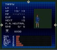 Luck Tammy