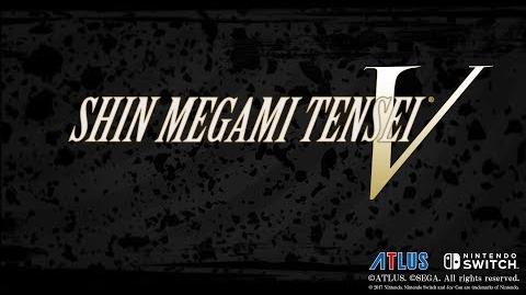 Shin Megami Tensei V Announcement Trailer