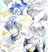 Persona 20th Anniversary Commemoration Illustrated, 05