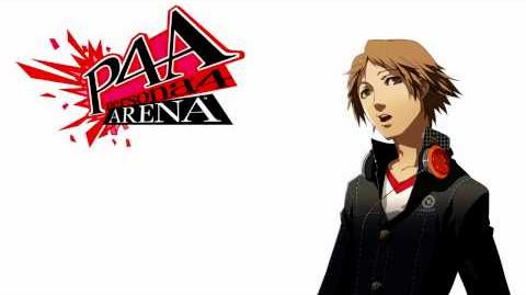 Persona 4 Arena - Yosuke Hanamura Navigator Voice Clips English - Ingles