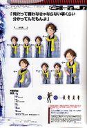 Daichi expressions