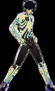 P5D The Protagonist Demi-fiend DLC