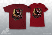 Fangamer Persona 5 Ann shirt