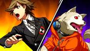 P4AU Ken and Koromaru Instant Kill
