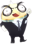 P4D Teddie Long Nose Suit