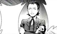 Persona 3 manga Hidetoshi