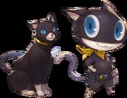 Granblue Fantasy x P5 Morgana Sprite