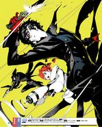 Persona 5 Scramble Famitsu Cover