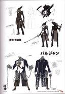 Zenkichi and his Persona concept
