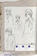Makoto sketch