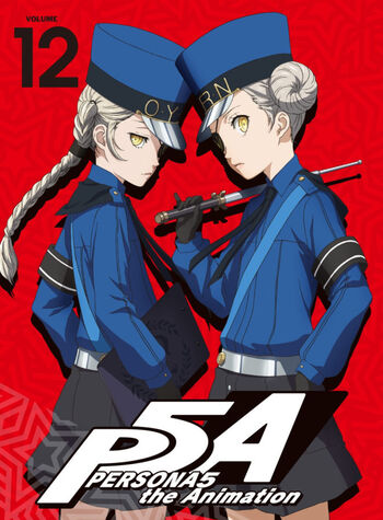 P5 Anime (Twins)