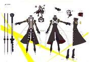 Concept sprite of Izanagi