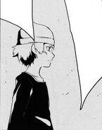 Shinjiro when he was a child