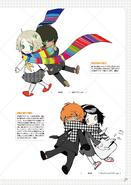 Zen & Rei PQ Artbook 2