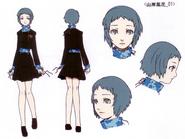 Persona 3 Fuuka anime