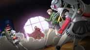Akihiko Sanada (Persona 4 Arena, Story Mode Illustration, 2)