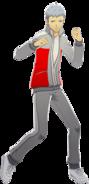 P3D Akihiko Sanada Gekkoukan Gym Uniform