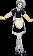 P3D Fuuka Yamagishi maid outfit