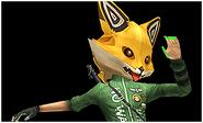 Chironnupu Mask