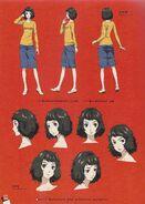 P5A Artbook Kawakami 1