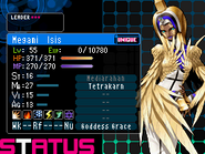 Isis Devil Survivor 2 (Top Screen)