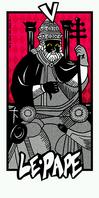 P5 Hierophant Arcana