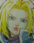 SMT4 Demonic Gene Gina Sketch