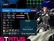 Cy Chulainn Devil Survivor 2 (Top Screen)