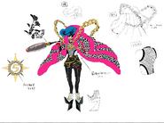 Gorokichi concept art