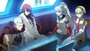 Akihiko Sanada (Persona 4 Arena, Story Mode Illustration, 3, Type A)