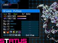 Python Devil Survivor 2 (Top Screen)