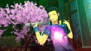 P3D screenshot of Junpei design