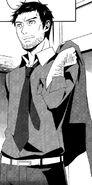 Persona 4 Ryotaro manga