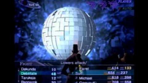 Shin Megami Tensei 3 Nocturne Musubi Ending