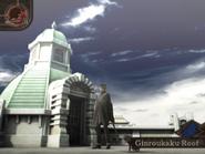 Ginroukaku Roof