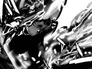 Hermes in manga adaption
