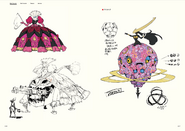 Milady and Astarte Concept Art P5