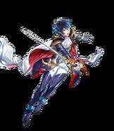 Itsuki Fire Emblem Heroes Fight artwork