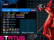 Belial Devil Survivor 2 stats